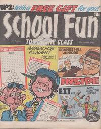 Cover Thumbnail for School Fun (IPC, 1983 series) #2