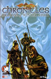 Cover Thumbnail for Dragonlance: Chronicles Vol. II (Devil's Due Publishing, 2006 series) #1