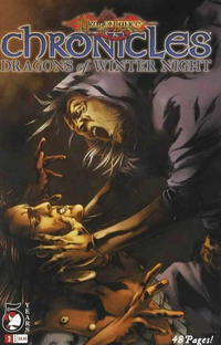 Cover Thumbnail for Dragonlance: Chronicles Vol. II (Devil's Due Publishing, 2006 series) #2