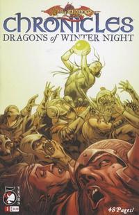 Cover Thumbnail for Dragonlance: Chronicles Vol. II (Devil's Due Publishing, 2006 series) #3