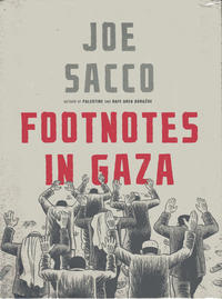 Cover Thumbnail for Footnotes in Gaza (Henry Holt and Co., 2009 series)