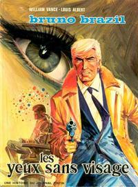 Cover Thumbnail for Bruno Brazil (Dargaud, 1969 series) #3 - Les yeux sans visage