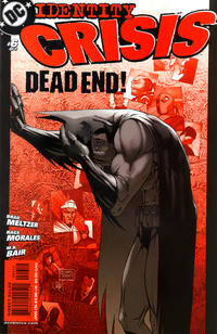 Cover Thumbnail for Identity Crisis (DC, 2004 series) #6 [Second Printing]