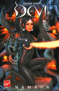Cover Thumbnail for Devi (Virgin, 2007 series) #1