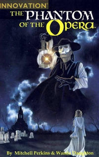 Cover Thumbnail for The Phantom of the Opera (Innovation, 1991 series)
