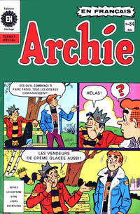 Cover Thumbnail for Archie (Editions Héritage, 1971 series) #84