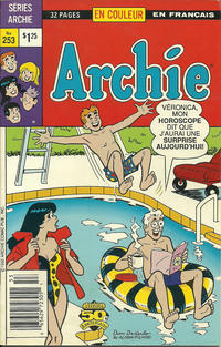 Cover Thumbnail for Archie (Editions Héritage, 1971 series) #253