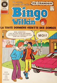 Cover Thumbnail for Bingo Wilkin (Editions Héritage, 1977 series) #8