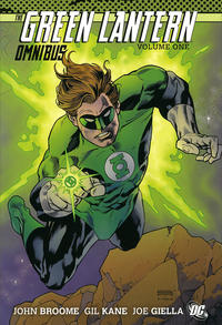 Cover Thumbnail for Green Lantern Omnibus (DC, 2010 series) #1