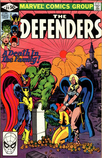 Cover Thumbnail for The Defenders (Marvel, 1972 series) #89 [Direct]