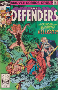 Cover Thumbnail for The Defenders (Marvel, 1972 series) #94 [Direct]