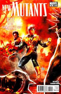Cover Thumbnail for New Mutants (Marvel, 2009 series) #20