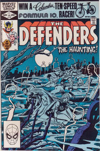 Cover Thumbnail for The Defenders (Marvel, 1972 series) #103 [Direct]