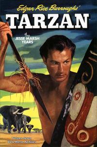 Cover Thumbnail for Edgar Rice Burroughs' Tarzan: The Jesse Marsh Years (Dark Horse, 2009 series) #7