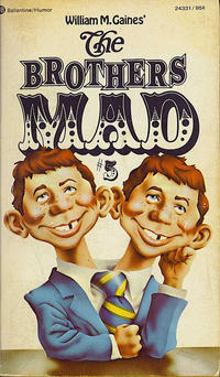 Cover Thumbnail for The Brothers Mad (Ballantine Books, 1958 series) #5 (24331)
