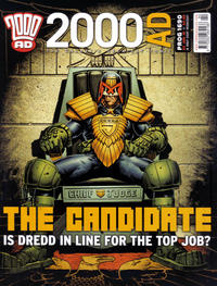 Cover Thumbnail for 2000 AD (Rebellion, 2001 series) #1690