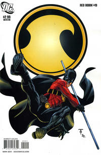 Cover Thumbnail for Red Robin (DC, 2009 series) #19