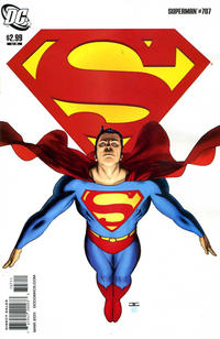 Cover Thumbnail for Superman (DC, 2006 series) #707 [Direct]