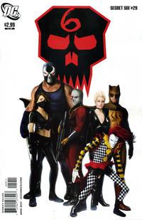 Cover Thumbnail for Secret Six (DC, 2008 series) #29