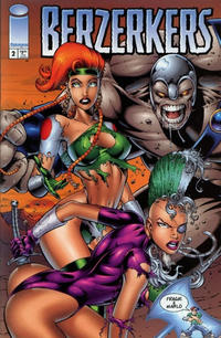 Cover Thumbnail for Berzerkers (Image, 1995 series) #2
