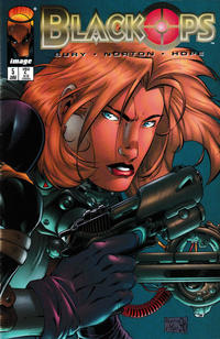 Cover Thumbnail for Black Ops (Image, 1996 series) #5 [Shire Cover - Norton]