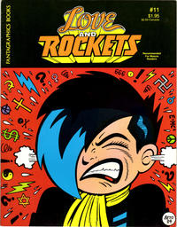 Cover Thumbnail for Love and Rockets (Fantagraphics, 1982 series) #11