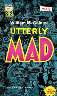 Cover Thumbnail for Utterly Mad (Ballantine Books, 1956 series) #4 (U2104)