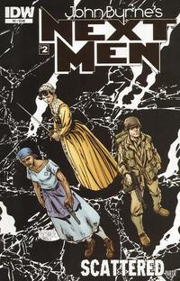 Cover Thumbnail for John Byrne's Next Men (IDW, 2010 series) #2 [Regular Cover]