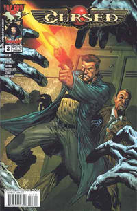 Cover Thumbnail for Cursed (Image, 2003 series) #3