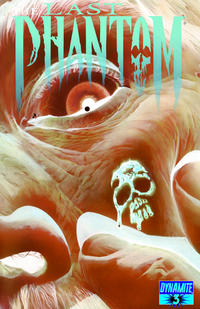 Cover Thumbnail for The Last Phantom (Dynamite Entertainment, 2010 series) #3 [Negative Art]