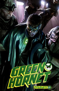 Cover Thumbnail for Green Hornet (Dynamite Entertainment, 2010 series) #12 [Cover A - Alex Ross]