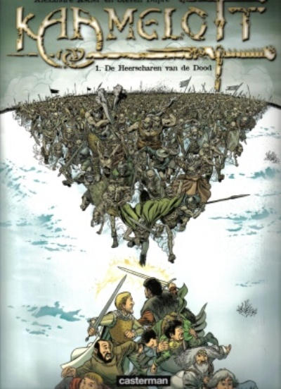 Cover for Kaamelott (Casterman, 2006 series) #1
