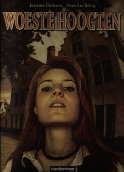 Cover for Woeste hoogten (Casterman, 2006 series)