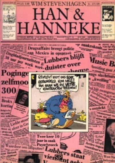 Cover for Han & Hanneke (Espee, 1985 series)