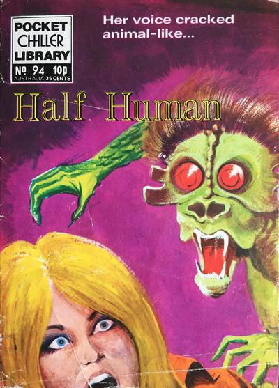 Cover for Pocket Chiller Library (Thorpe & Porter, 1971 series) #94