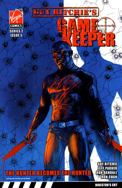 Cover for Gamekeeper [Series 2] (Virgin, 2008 series) #5