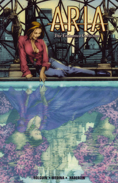 Cover for Aria: The Enchanted Collection (Image, 2004 series) #3