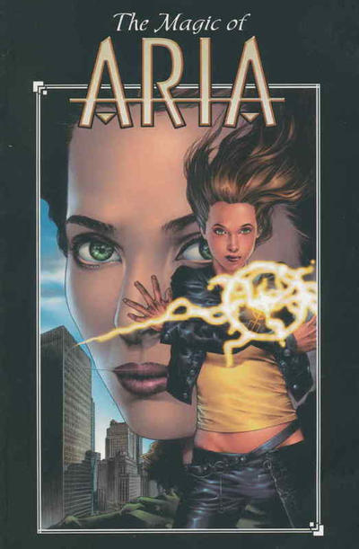 Cover for Aria: The Magic of Aria (Image, 2000 series) #1