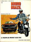 Cover for Jeune Europe [Collection Jeune Europe] (Le Lombard, 1960 series) #59 - Bruno Brazil  - Le requin qui mourut deux fois