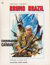 Cover for Jeune Europe [Collection Jeune Europe] (Le Lombard, 1960 series) #66 - Bruno Brazil  - Commando Caïman