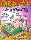 Cover for Pardon lul (Big Balloon, 1997 series) #3 - Van je retteketèt