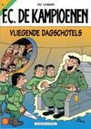 Cover for F.C. De Kampioenen (Standaard Uitgeverij, 1997 series) #4 - Vliegende dagschotels [Herdruk 2002]