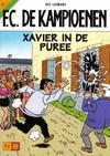 Cover for F.C. De Kampioenen (Standaard Uitgeverij, 1997 series) #11 - Xavier in de puree [Herdruk 2003]