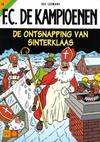 Cover Thumbnail for F.C. De Kampioenen (1997 series) #10 - De ontsnapping van Sinterklaas [Herdruk 2003]