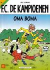 Cover for F.C. De Kampioenen (Standaard Uitgeverij, 1997 series) #14 - Oma Boma