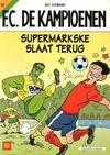 Cover for F.C. De Kampioenen (Standaard Uitgeverij, 1997 series) #20 - Supermarkske slaat terug