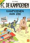 Cover for F.C. De Kampioenen (Standaard Uitgeverij, 1997 series) #21 - Kampioenen aan zee