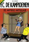 Cover for F.C. De Kampioenen (Standaard Uitgeverij, 1997 series) #44