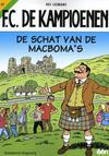 Cover for F.C. De Kampioenen (Standaard Uitgeverij, 1997 series) #47