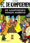 Cover for F.C. De Kampioenen (Standaard Uitgeverij, 1997 series) #61